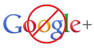 Google Plus receives a fatal blow.